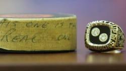 Harold Ballard's Stanley Cup Ring
