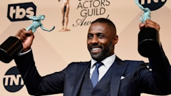 Idris Elba Wins Two SAG Awards, Comments On 'Diverse