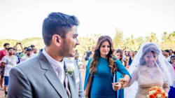 PHOTOS: Raveena Tandon's Youngest Daughter Chhaya Got Married This