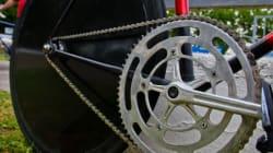 Un moteur caché dans un vélo, 1er cas avéré de