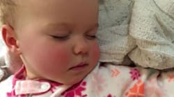 A 1 anno inconsapevolmente salva la famiglia da una fuga di monossido di