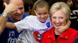 Iowa: Clinton se démène face à Sanders
