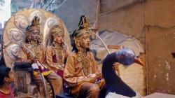 Man Sues Lord Rama For Cruelty Towards Wife
