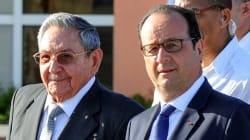 Première visite d'un chef d'Etat cubain en France depuis plus de 20
