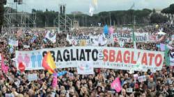Il rischio di una deriva populista e settaria per la piazza del Family