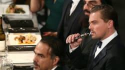 Cette photo de Leonardo DiCaprio qui vapote vaut le