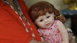 Des poupées considérées comme des «enfants des anges» divisent la