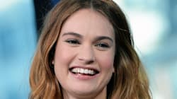 Au milieu de zombies, Lily James a trouvé l'amour
