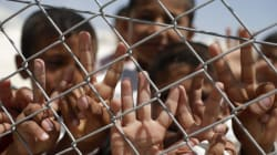 Des enfants réfugiés syriens au travail dans les usines d'H&M en