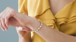 Here's A Simple Trick To Put On A Clasp Bracelet By