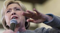 Hillary Clinton: marchande de