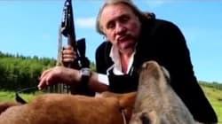 Dans ses publicités russes... Depardieu fait de plus en plus