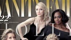 Vanity Fair donne un exemple de diversité pour sa Une spéciale Hollywood
