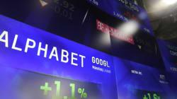 Alphabet (Google) première capitalisation boursière devant