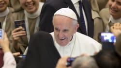 Le pape François bientôt acteur de