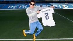 Le Real Madrid a une nouvelle