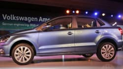 Volkswagen Launches Compact Sedan Ameo To Take On Maruti Swift