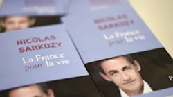 Le livre de Sarkozy vendu à 70.000 exemplaires en 8