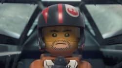 ASSISTA: O game de 'Star Wars: O Despertar da Força' versão Lego ficou ó
