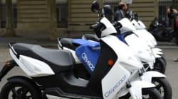 Après Velib' et Autolib', les scooters en libre service arrivent à