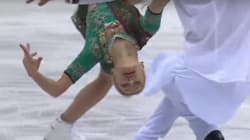 WATCH: This Incredible Figure Skating Performance Set To A Bollywood Song Won The