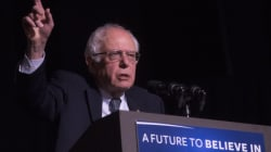 Bernie Sanders dichiara un