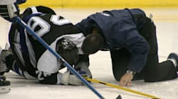 Un jeune hockeyeur montréalais gravement blessé reçoit 8 millions