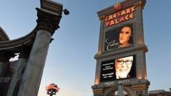 Las Vegas rend hommage à René