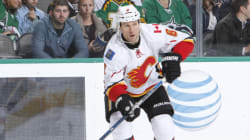 Calgary Flames Defenceman Suspended For Knocking Down