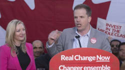 Liberals Not Ruling Out Referendum On Electoral Reform, MP