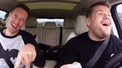 James Corden Singing Coldplay's 'Yellow' Is The Definition Of