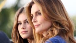 Trois duos mères-filles au style du
