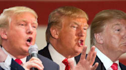 Donald Trump's '5 Stages Of Grief' After Iowa Caucus Loss Documented In