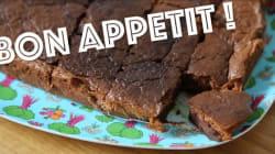 Atención, golosos: hacer bizcocho de chocolate con dos ingredientes es