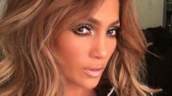 Il fidanzato posta su Instagram un video di Jennifer Lopez senza trucco (e