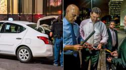 Polícia abre inquéritos e prende taxistas com facas e barra de ferro em São