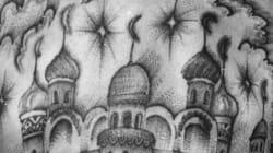 Violenza, religione e politica: è tutto impresso sulla pelle dei carcerati