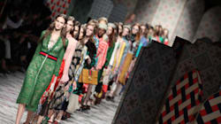 Gucci To Present The First Fashion Show At Westminster