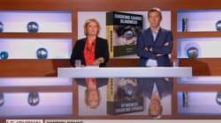 La parodie assassine de Sarkozy par Michel Cymes sur le paquet
