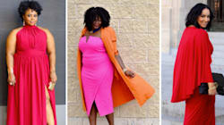 Valentine's Day Style Inspo From Our Fave Curvy