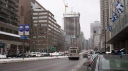 Une fuite perturbe le trafic sur le boulevard