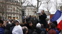 Les VTC quittent Roissy et poursuivent leur grève place de la Nation à