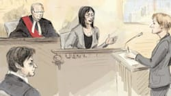 Lucy DeCoutere Fends Off Onslaught From Ghomeshi's