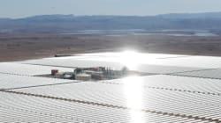La plus grande centrale solaire du monde a été inaugurée cette