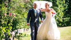 Do bolo aos arranjos: ela fez TODO o casamento com as próprias
