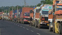 Indian Trucks Cross Freely Into Nepal For First Time In Four