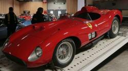 Cette Ferrari, la voiture de collection la plus chère jamais