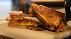 La recette du grilled cheese expliquée par des