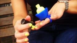 Le tweexy changera la façon dont vous appliquez du vernis à ongles