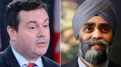 Kenney's 'Racial Slur' Against Sajjan Causes Stir In
